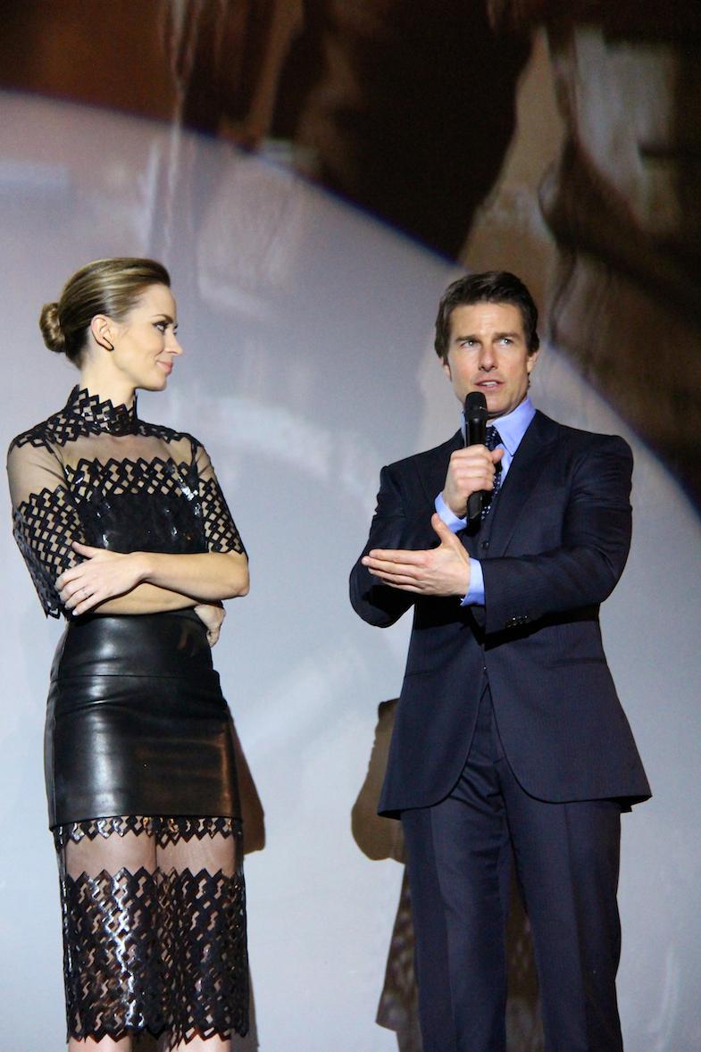 Avant-premiere Edge of Tomorrow Paris Tom Cruise-4