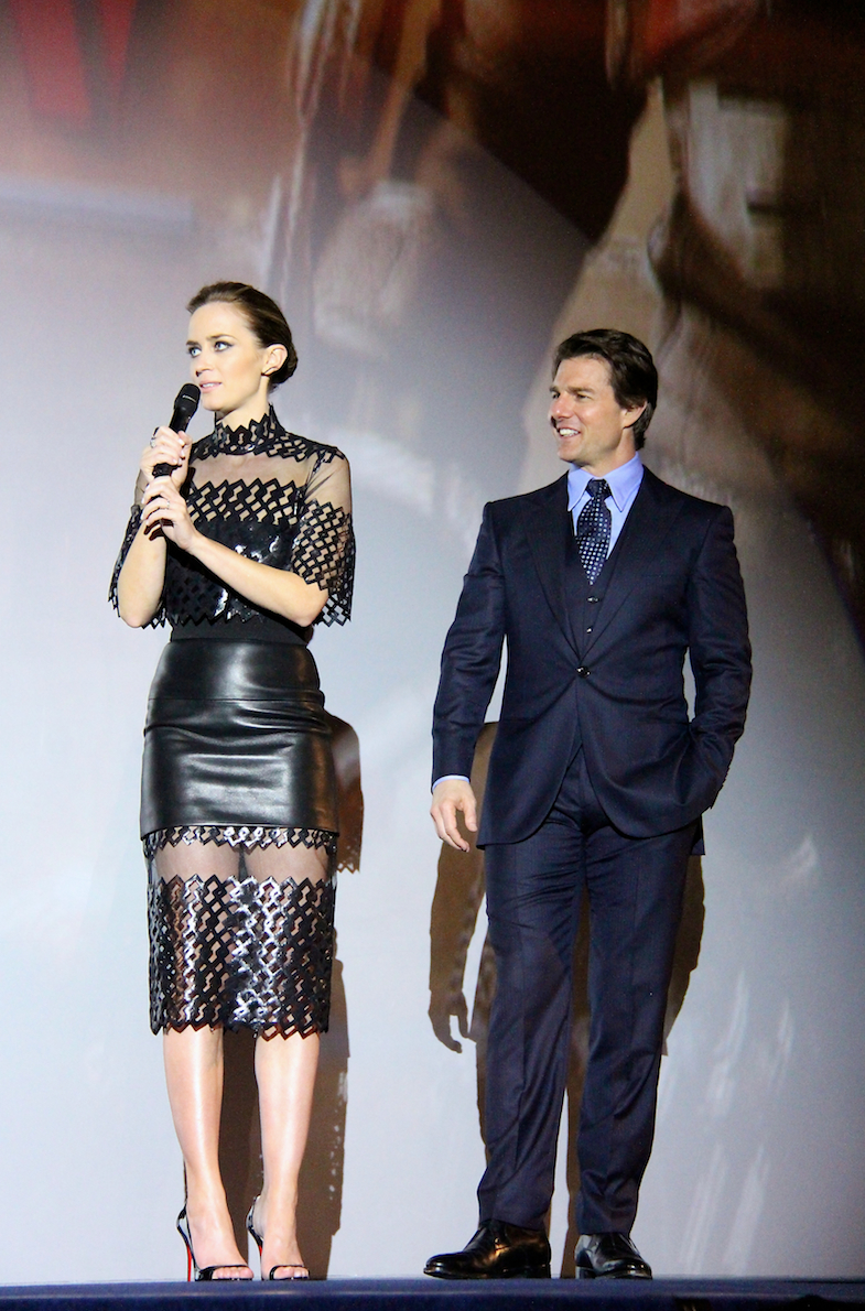 Avant-premiere Edge of Tomorrow Paris Tom Cruise-6