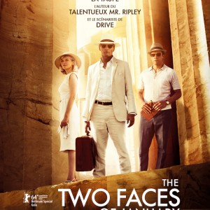 [Critique] The Two Faces of January (concours terminé)