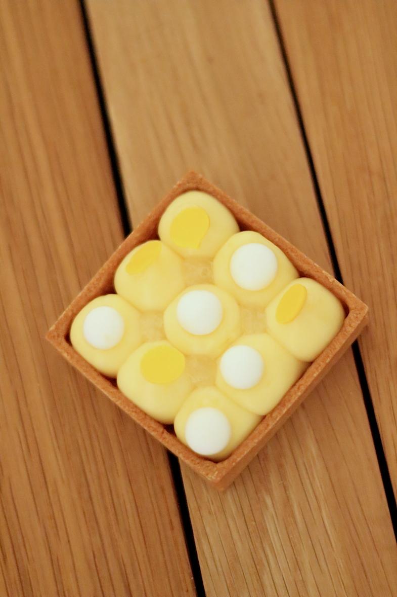 Une idee du design-Tarte citron Cyril Lignac