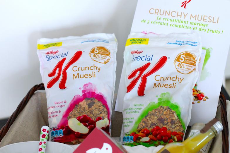 Panier gourmand Spécial K Crunchu Muesli-2