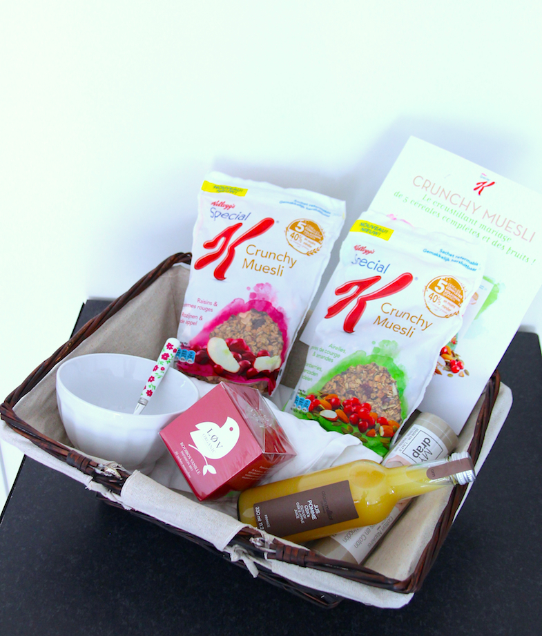 Panier gourmand Spécial K Crunchu Muesli-3