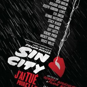 [Critique] Sin City: J'ai tué pour elle