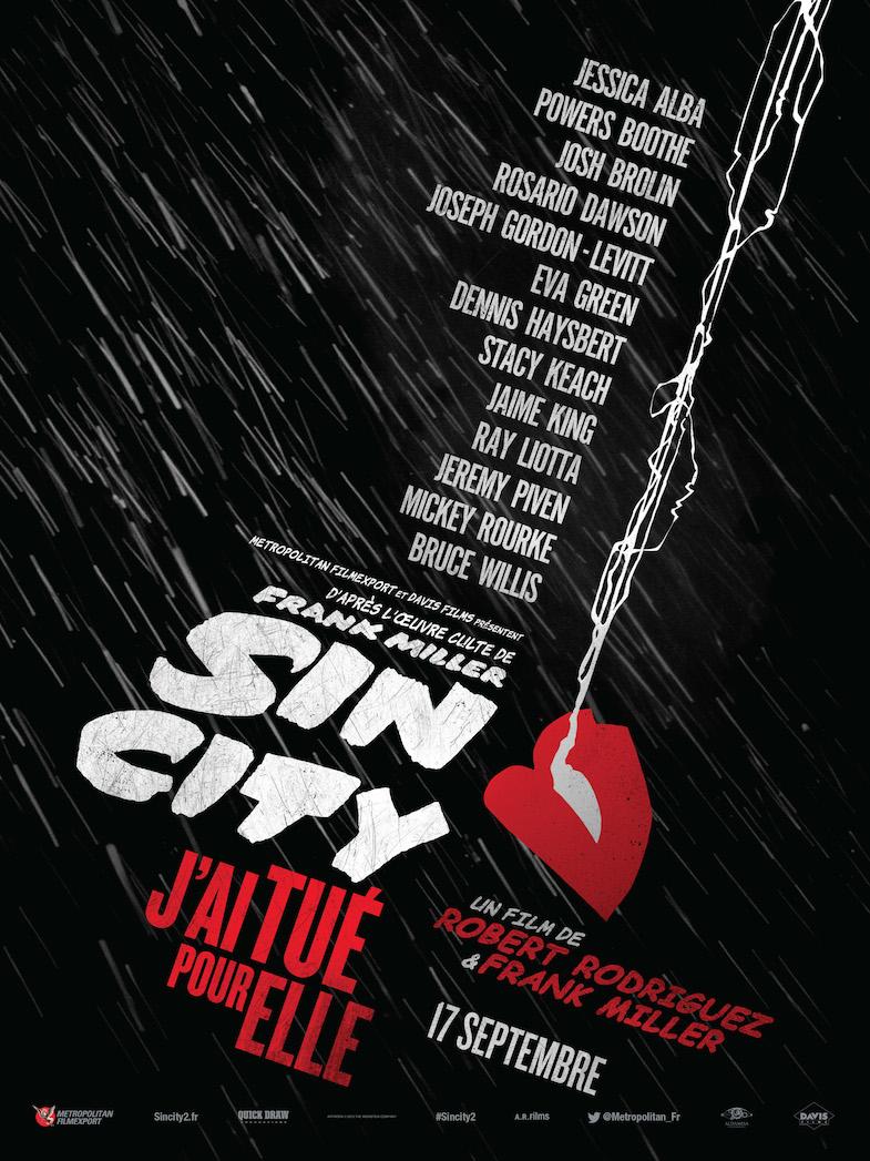 Affiche Sin City 2 HD