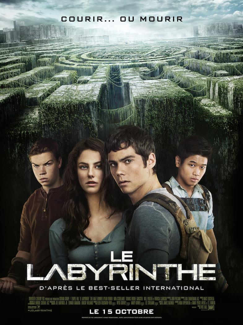 Affiche Le Labyrinthe Maze Runner
