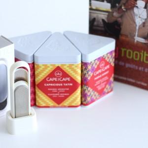 Cape and Cape: la marque spécialiste en Rooibos et thés africains