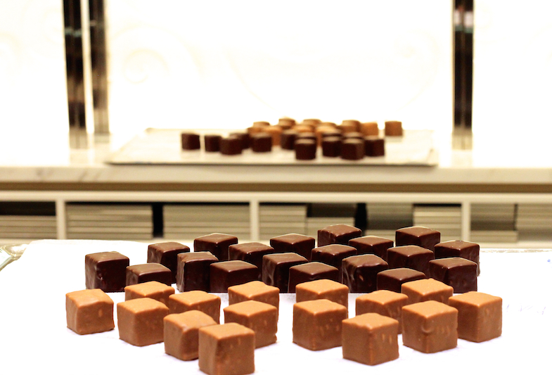 Boutique chocolats Jacques Genin Paris-10