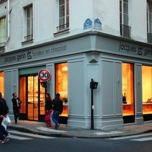Une nouvelle boutique pour le chocolatier Jacques Genin