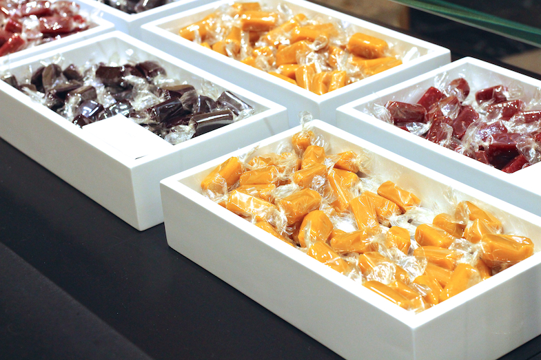 Boutique chocolats Jacques Genin Paris-9