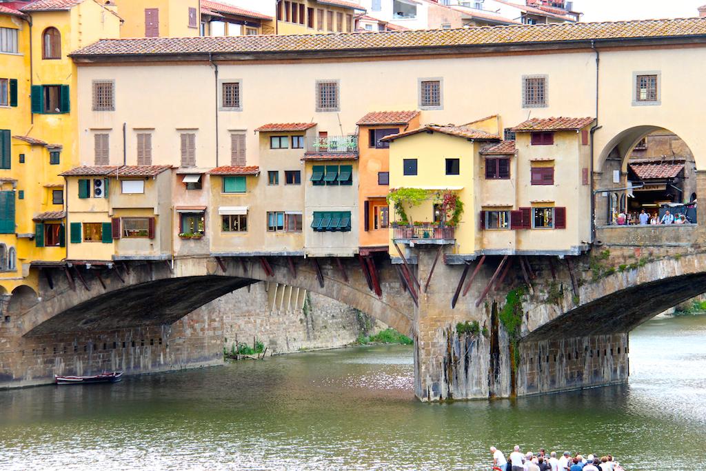 Guide Florence-1 Ponte Vecchio