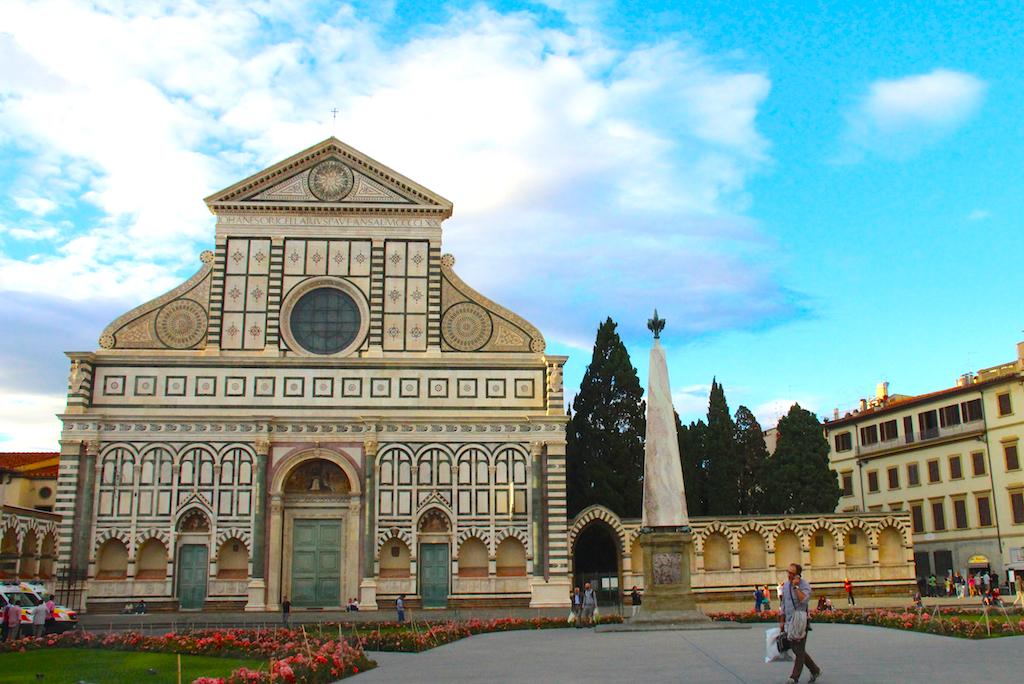 Guide Florence-12 Santa Maria Novella