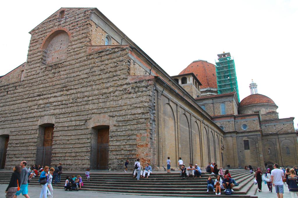 Guide Florence-13 Basilica di San Lorenzo
