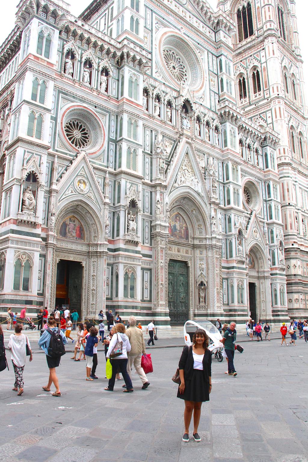 Guide Florence-27 Vue Duomo