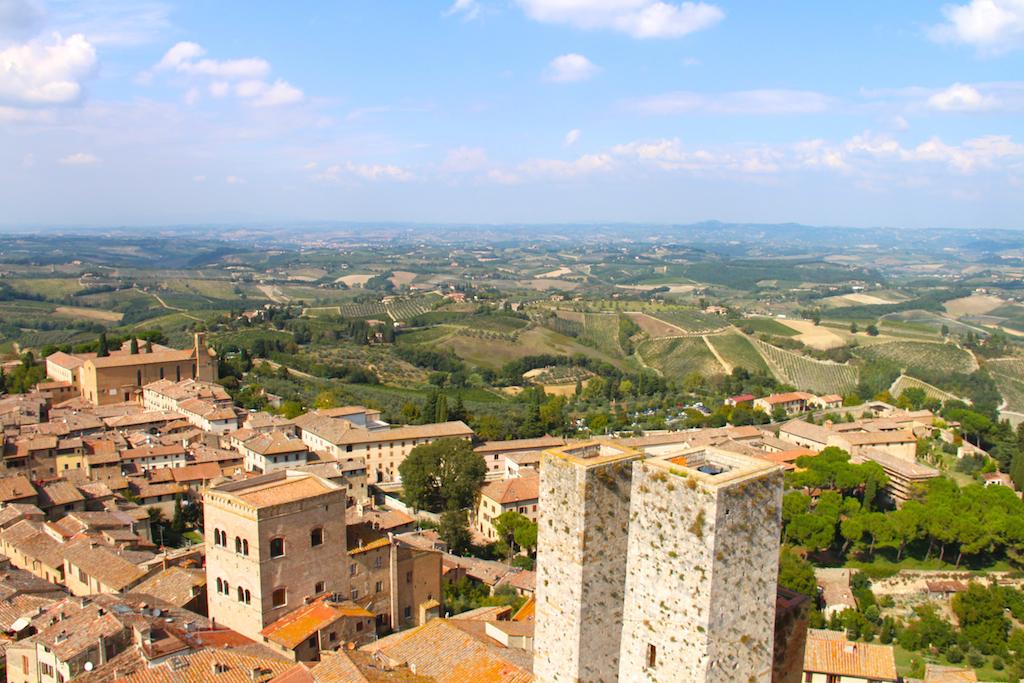 Guide San Gimignano vue de Torre Grossa-9