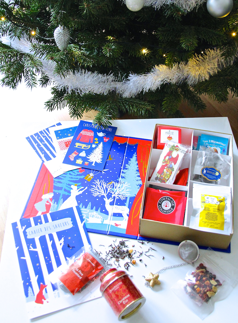 La The box Nuit de Noel Decembre 2014-2