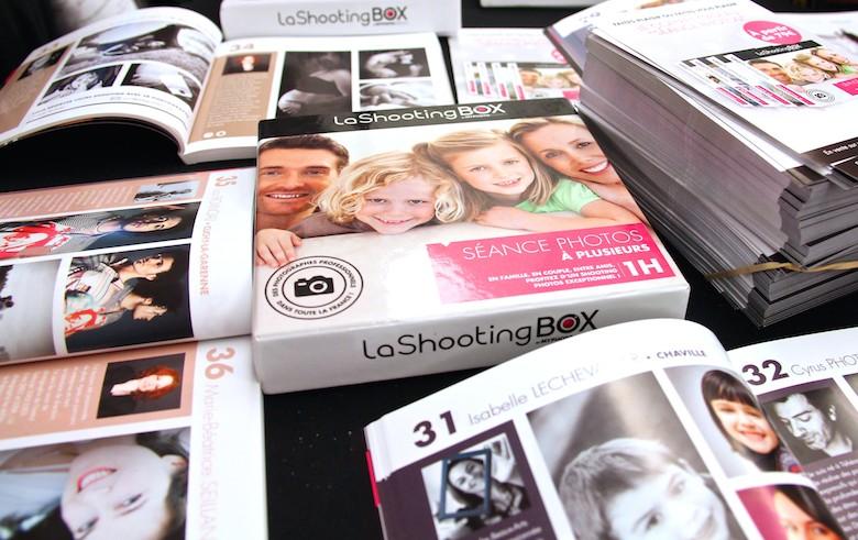 Shooting box soiree e parisiennes