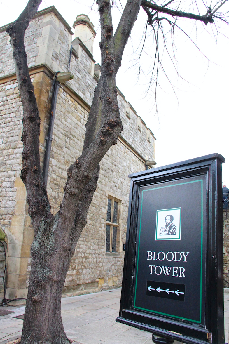 Bloody Tower of London
