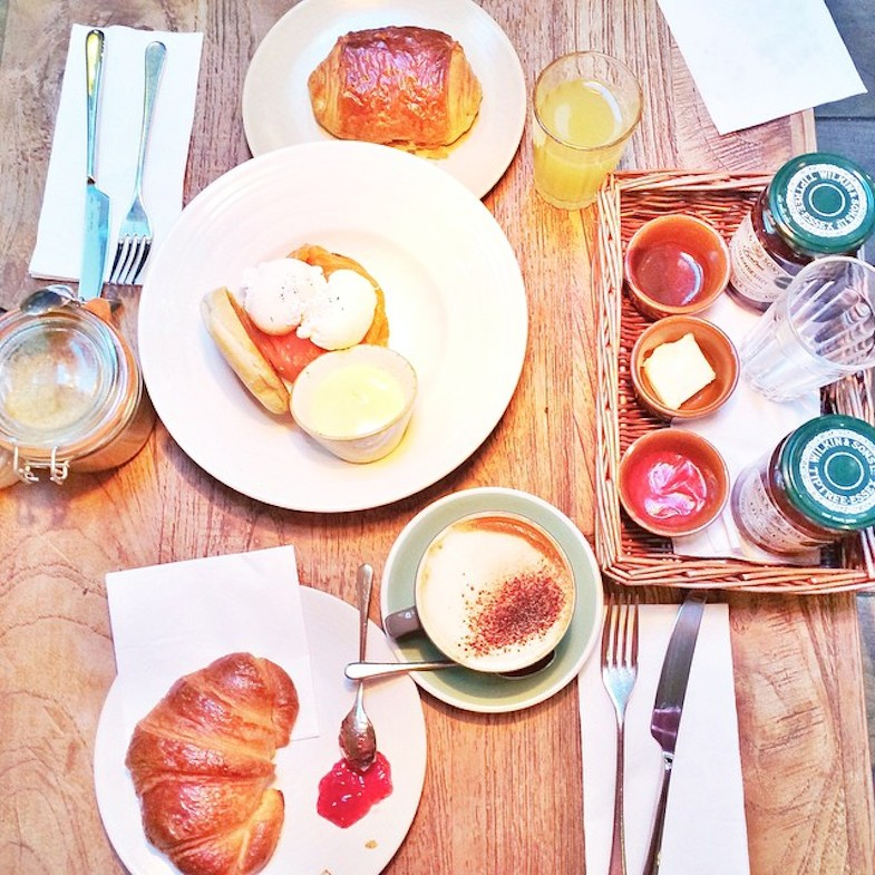 Breakfast Karpo Londres London
