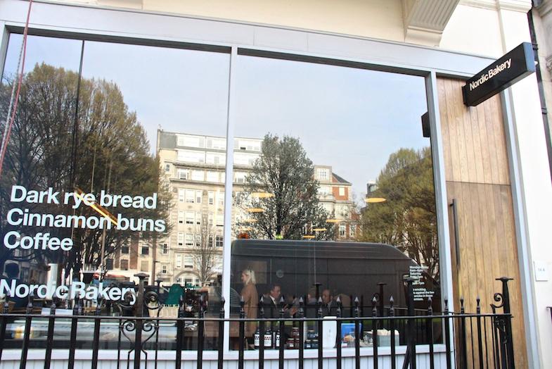 Breakfast Nordic Bakery Londres London 2