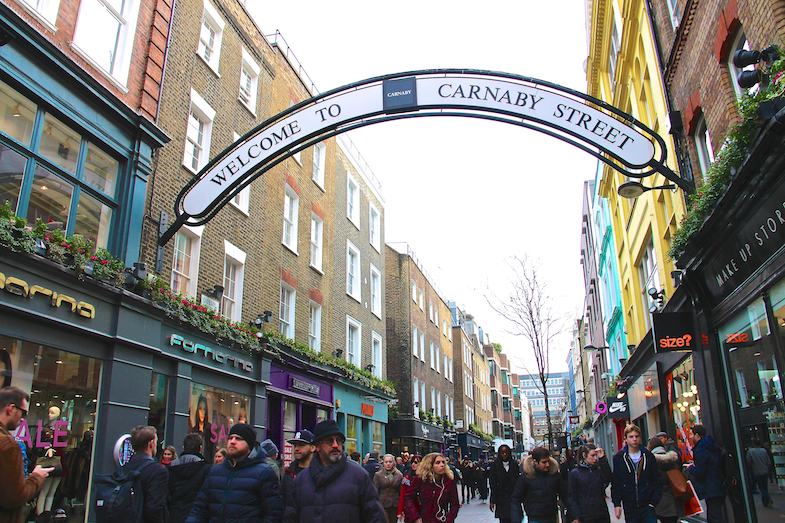Carnaby Street Londres London