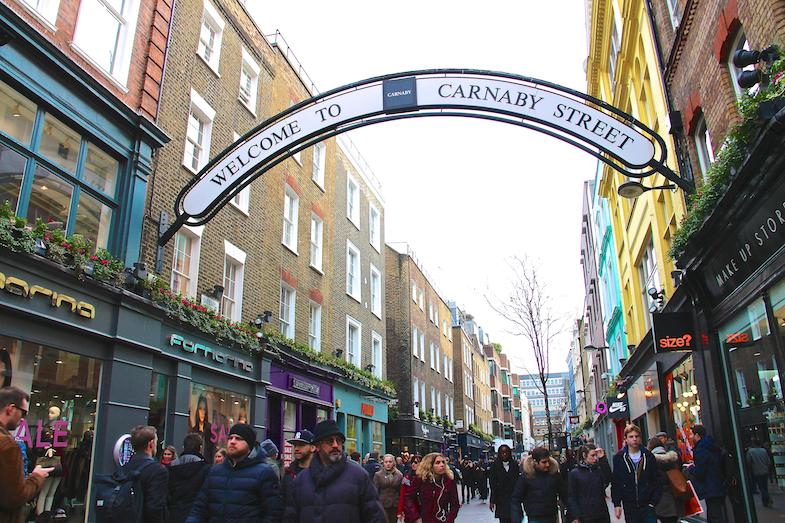 Carnaby Street Londres London