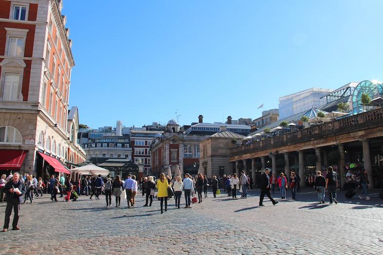 Covent Garden Market 1