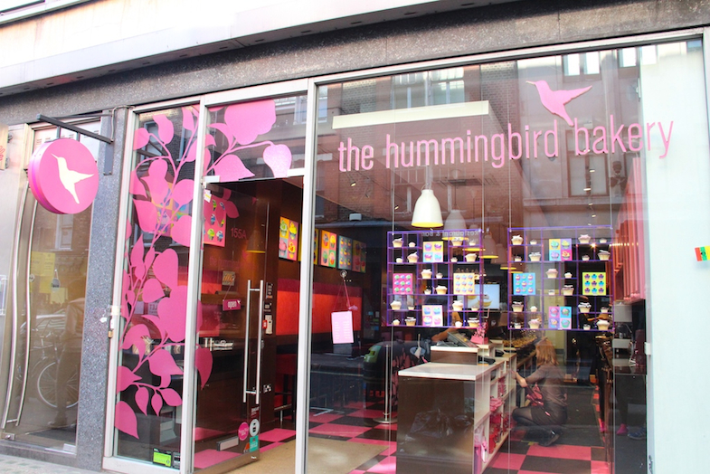 Humming Bird Bakery London
