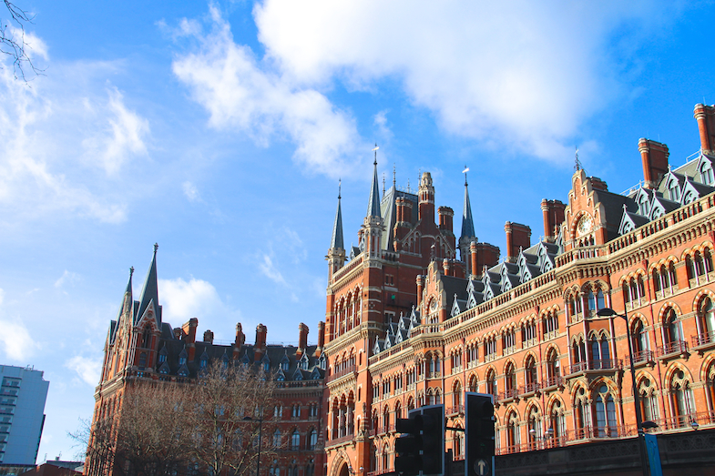 London Londres city guide