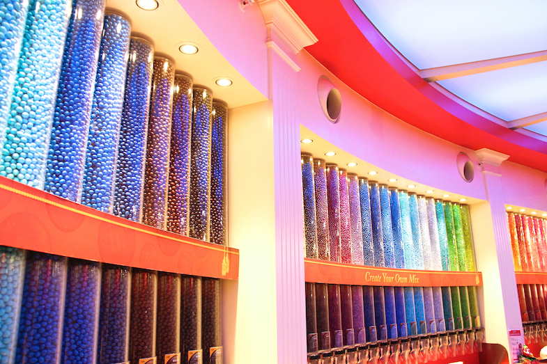 M&Ms World Londres London