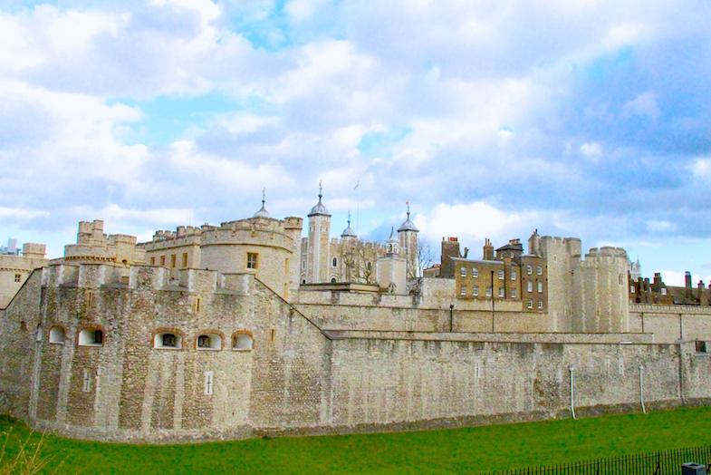 Scenery Tower of London