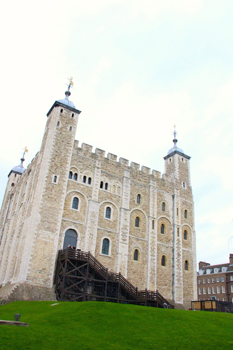 White Hall Tower of London
