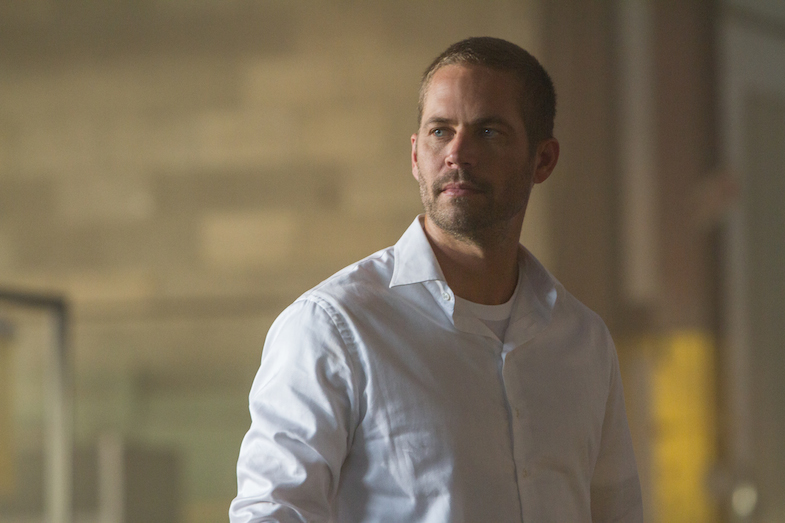 Paul Walker critique fast and furious 7
