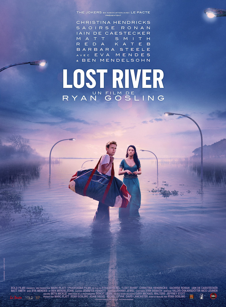 Affiche critique Lost River
