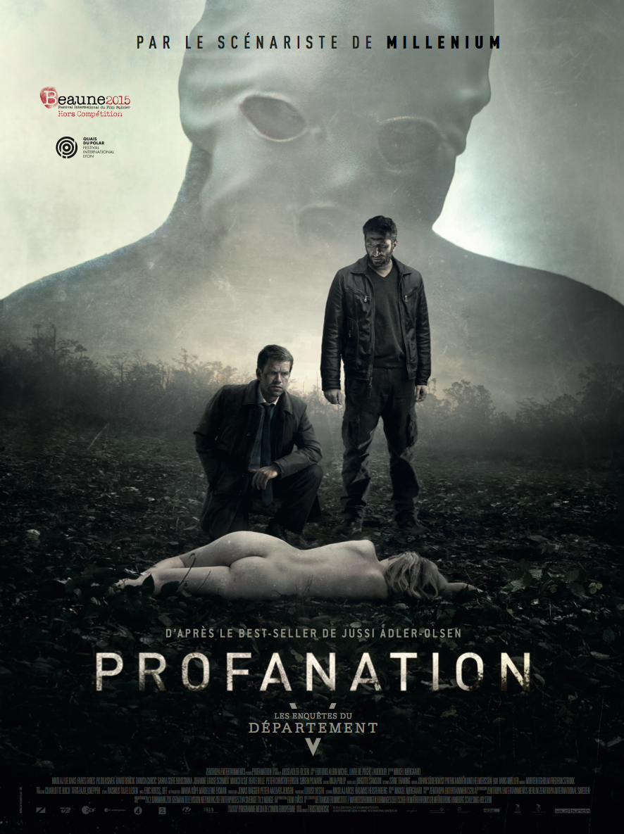 Affiche critique Profanation