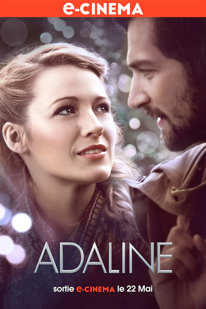 Age of Adaline critique review affiche