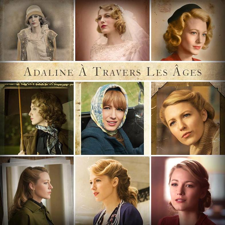 Age of Adaline fashion mode look critique