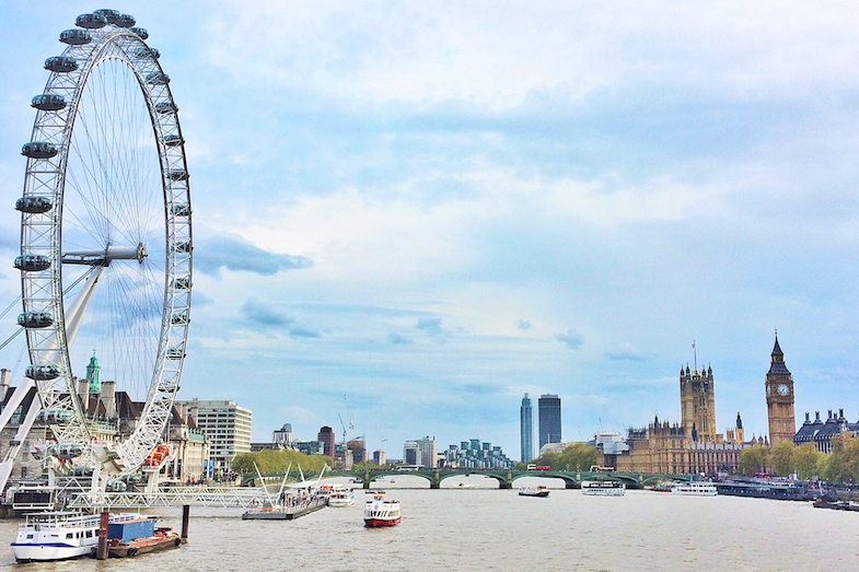 Big Ben London Eye London Londres city guide-3