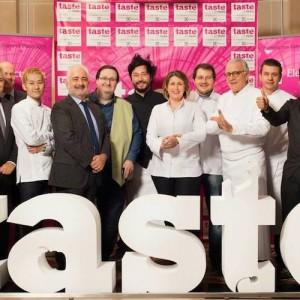 Taste of Paris: le festival des chefs parisiens