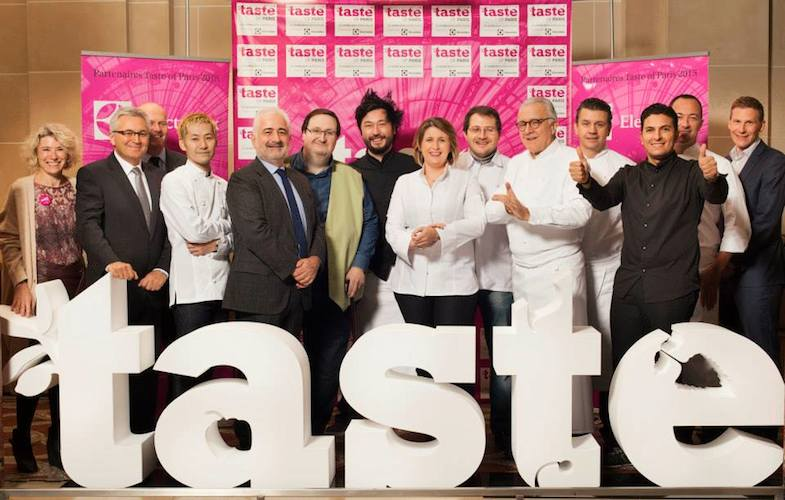 Chefs Taste of Paris 2015
