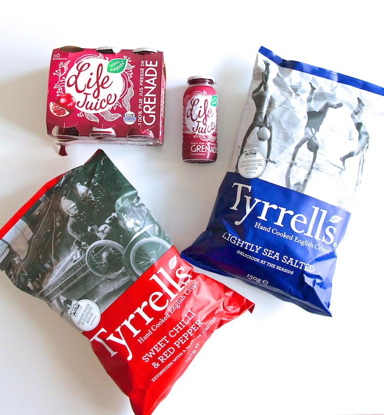 Life juice Tyrrells