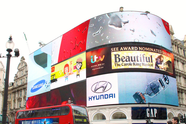 Piccadilly Circus London Londres city guide-19
