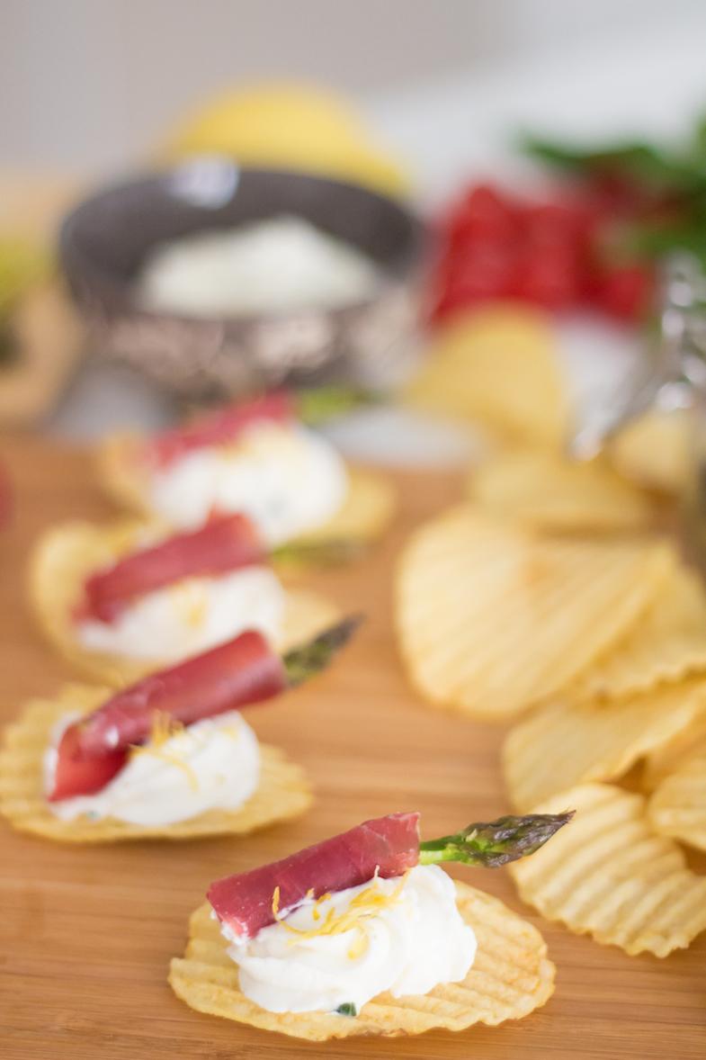 Recette chips San Carlo Asperges bresaola-4