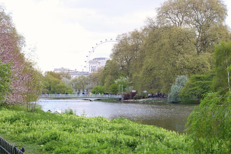 St James Park London Londres city guide-10