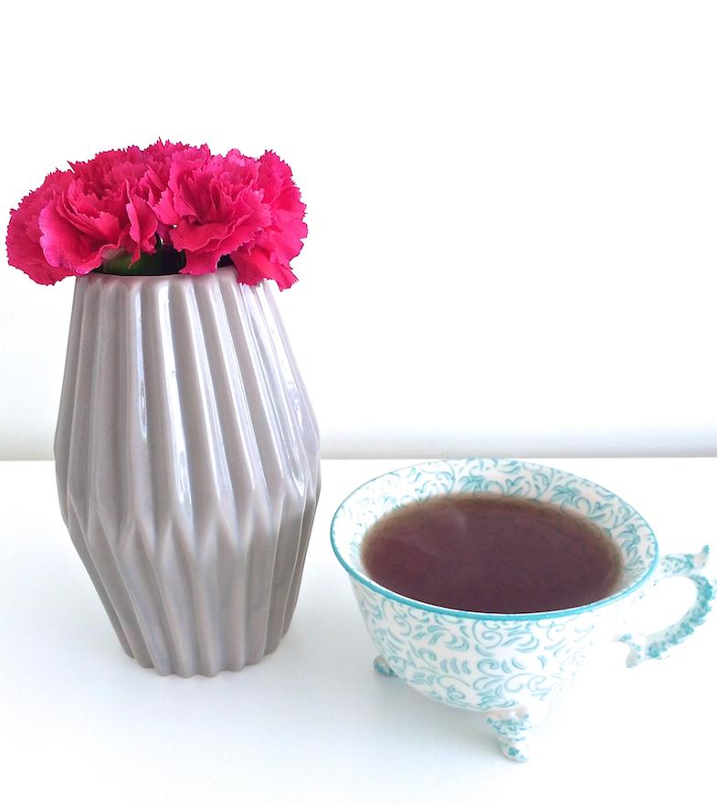 Tasse anthropologie vase Fleux