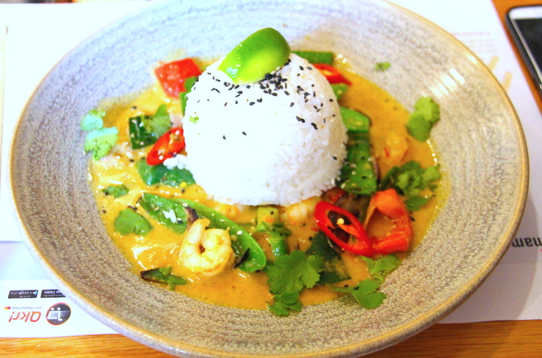 Wagamama London Londres city guide-13