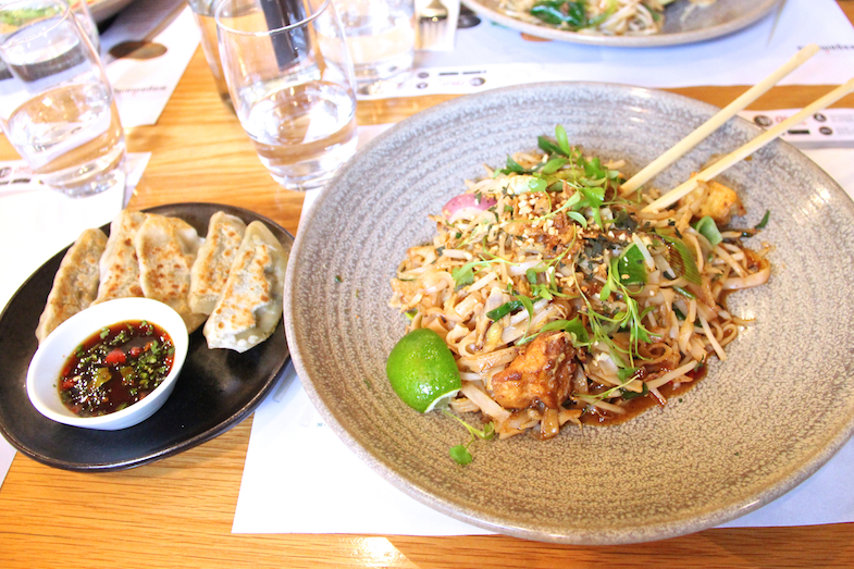 Wagamama London Londres city guide-14