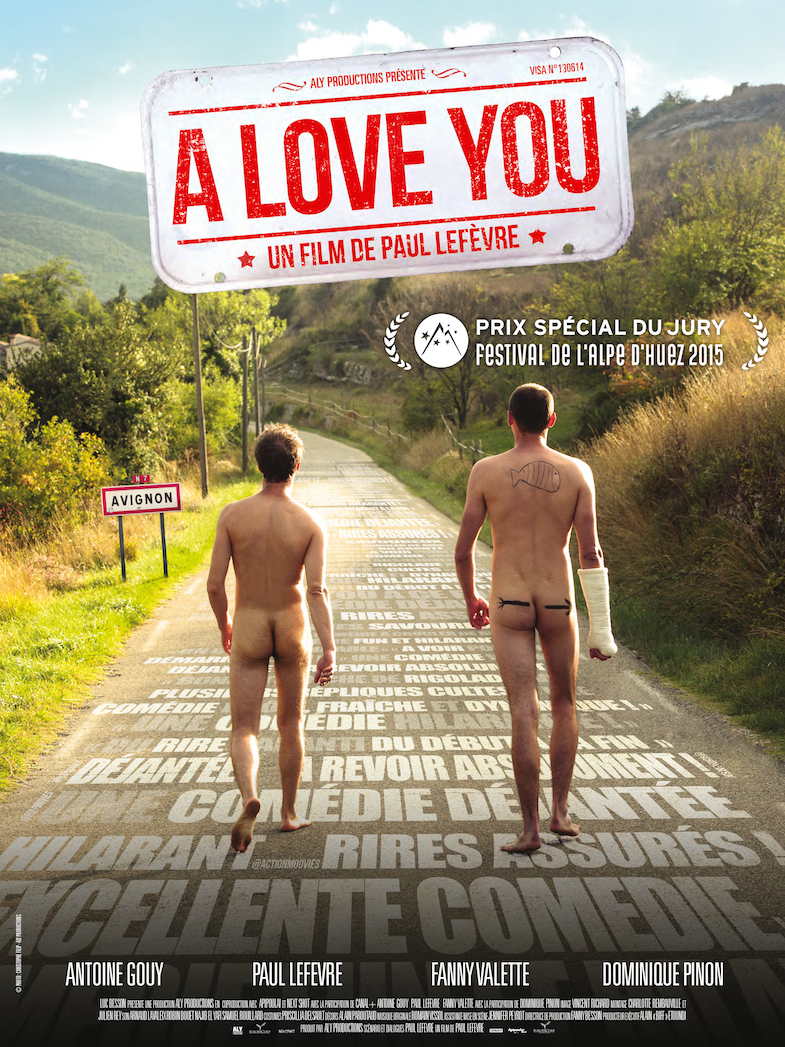 Affiche critique film A Love You