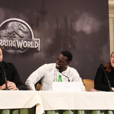 Conference de presse Jurassic World Paris Bristol-14