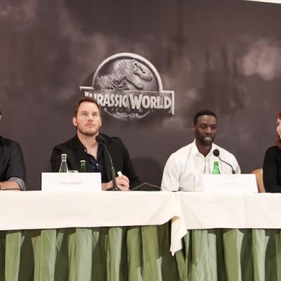 Conference de presse Jurassic World Paris Bristol-20