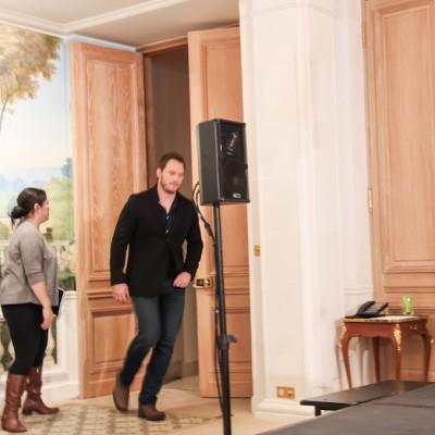 Conference de presse Jurassic World Paris Bristol-22